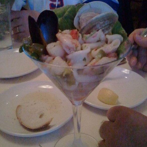 insalata di mare - Gio's Ristorante and Bar, St. Louis, MO