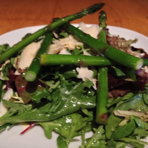 Asparagus And Rocket Salad