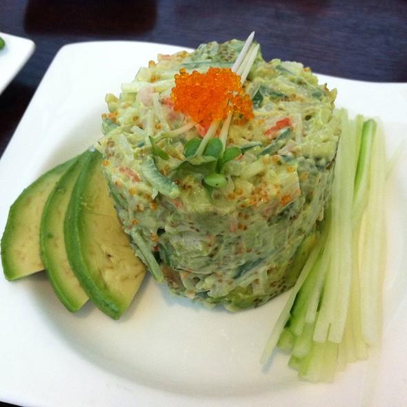 Avocado Salad @ Genki Ya