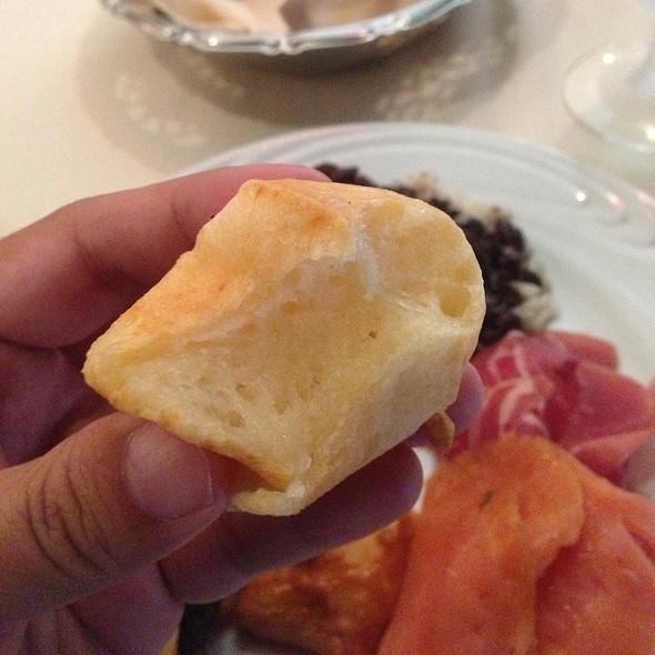 Pao De Queijo - Fogo de Chao Brazilian Steakhouse - San Antonio