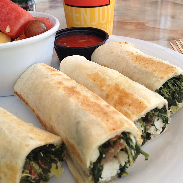 Zoes Kitchen Spinach Roll Ups zoes kitchen menu - raleigh, nc - foodspotting