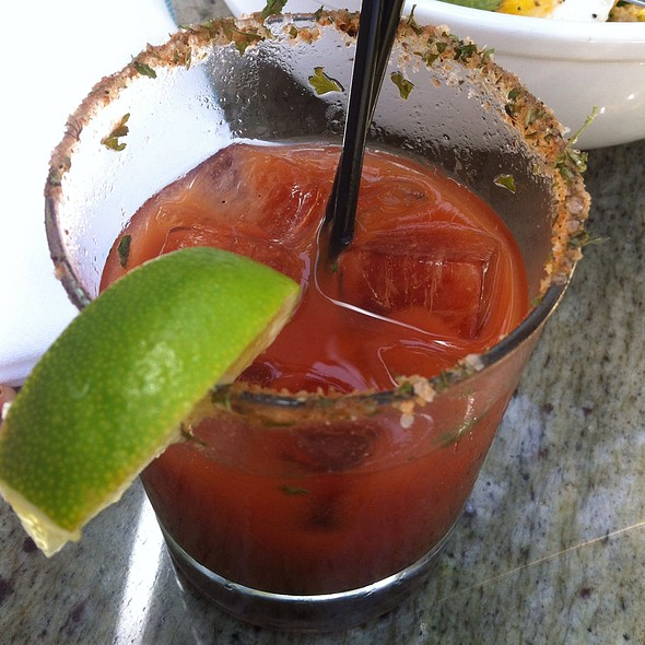 Bloody Mary - Sunny Spot, Venice, CA
