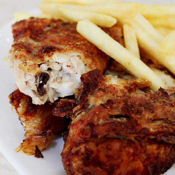 Charcoal Chicken @ Frank's Lebanese Restaurant