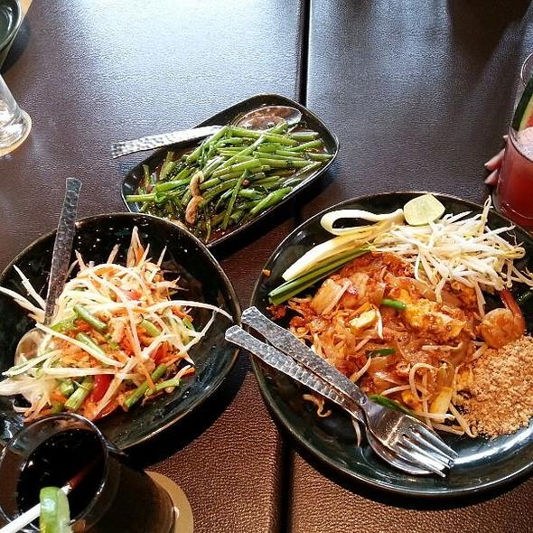 Noodle @ Nara @ Erawan Bangkok