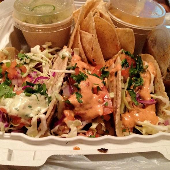 Fish Taco Friday!