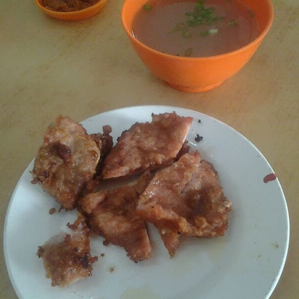 Pai Guat Mee, Pork Rib Noodles