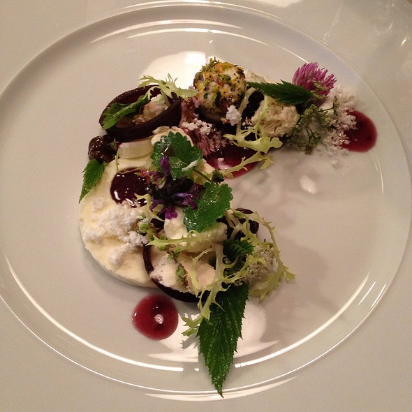 Feta Cheese With Herbage And Onion @ Landhaus Spatzenhof