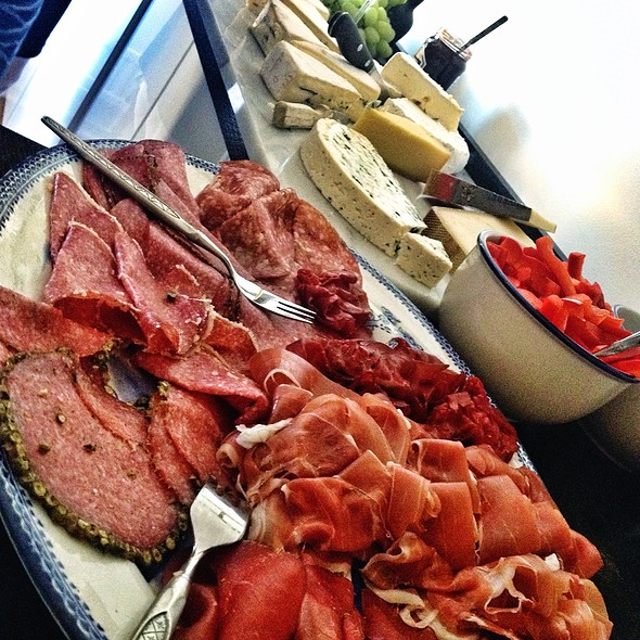 charcuterie @ Home