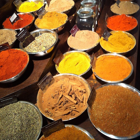 Spices! @ Chelsea Market