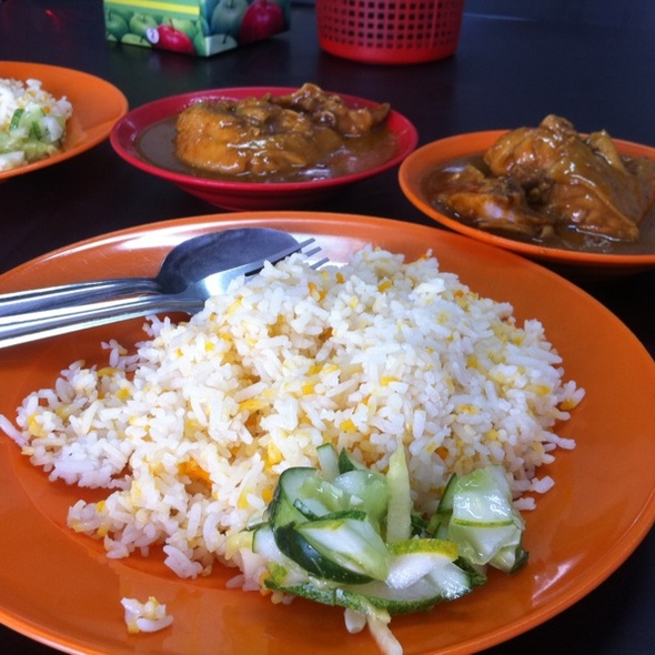 Nasi Brani @ Batu Pahat, Johor