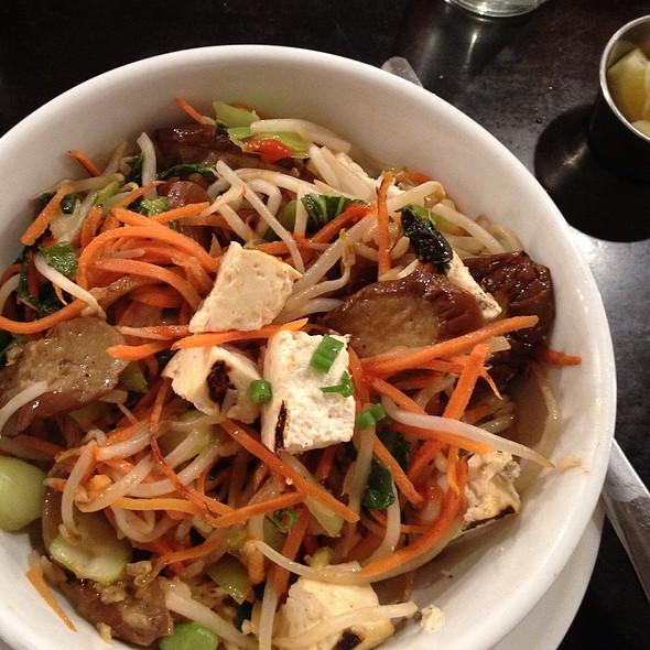 Veggie Rice Bowl With Tofu @ Friedman's Lunch