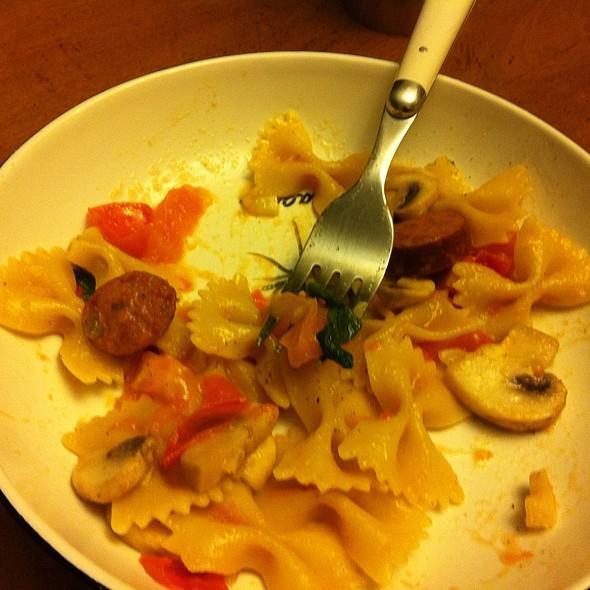 Random Pasta @ Home