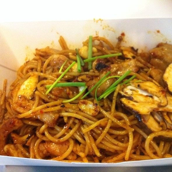 Charlie Chan's Pasta