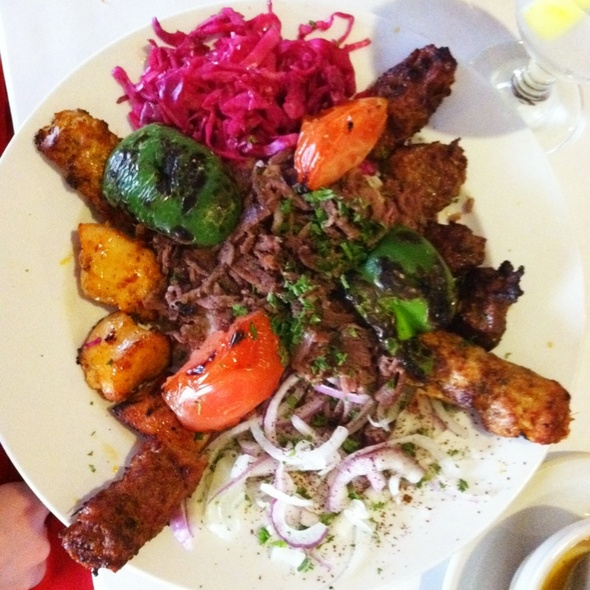 Mixed Grill @ Turquoise Grill