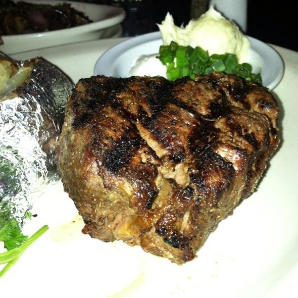 Filet Mignon - Luke's, A Steak Place, Wheat Ridge, CO