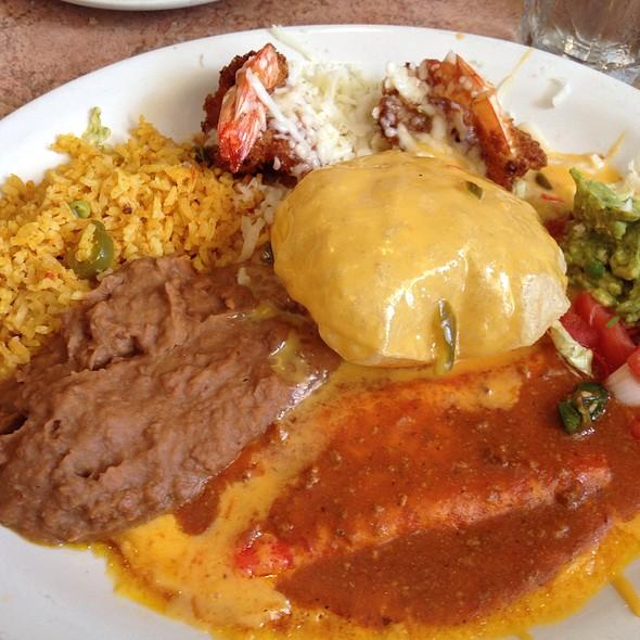 La Hacienda Mexican Cafe Victoria Tx Menu