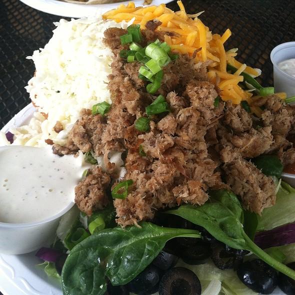 Kalua Pork Taco Salad