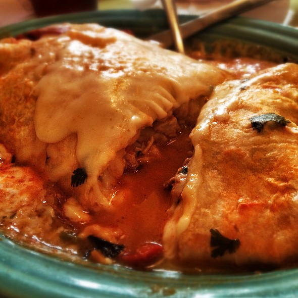 Hogados Burrito @ Berryhill In the Heights