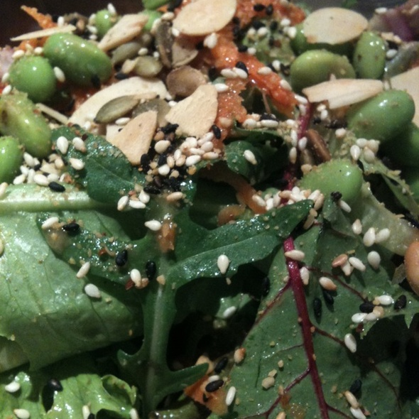 Avocado & Edamame Salad @ Ben's