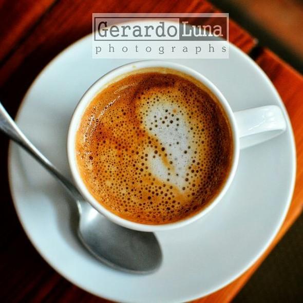 Cortado @ Buddy Brew Coffee