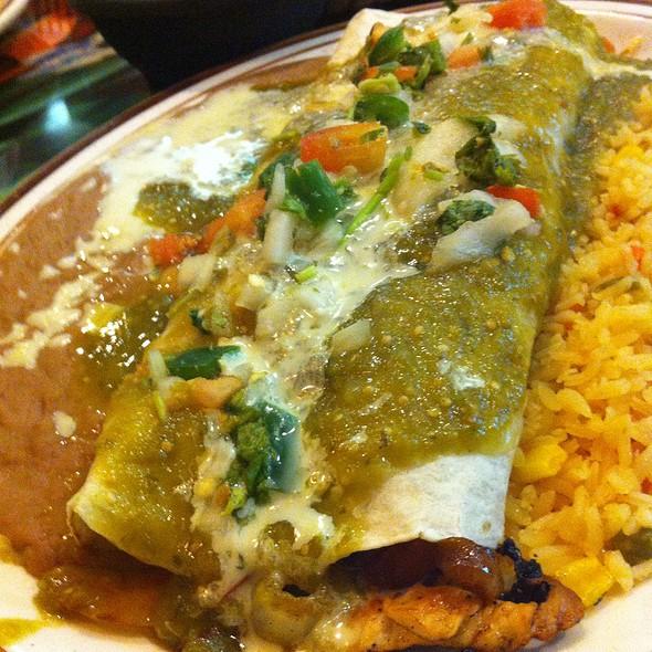 Burrito La Bamba