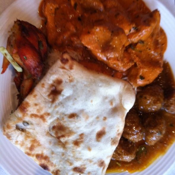 chicken tikka masala @ India's Rasoi