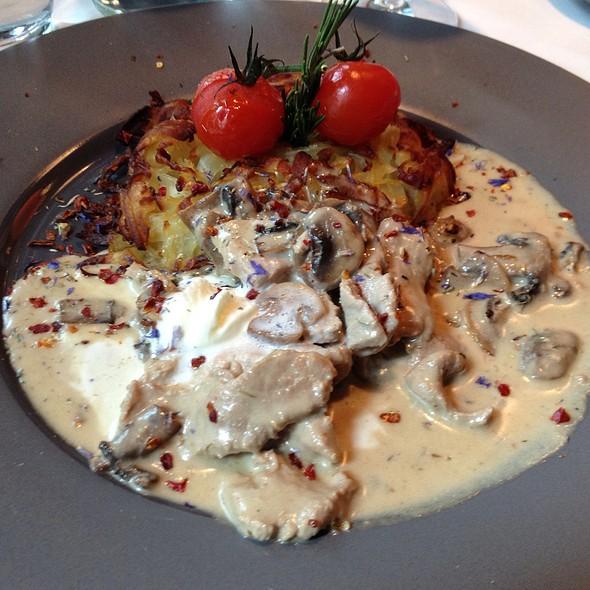 Zürich Style Beef