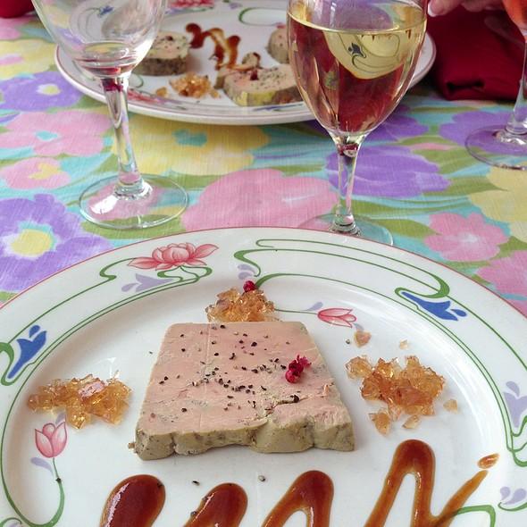 Foie Gras @ Au Fin Gourmet