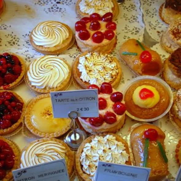 Assorted Pies and Tarts