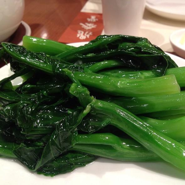 Chinese Kale @ Ding Tai Fung