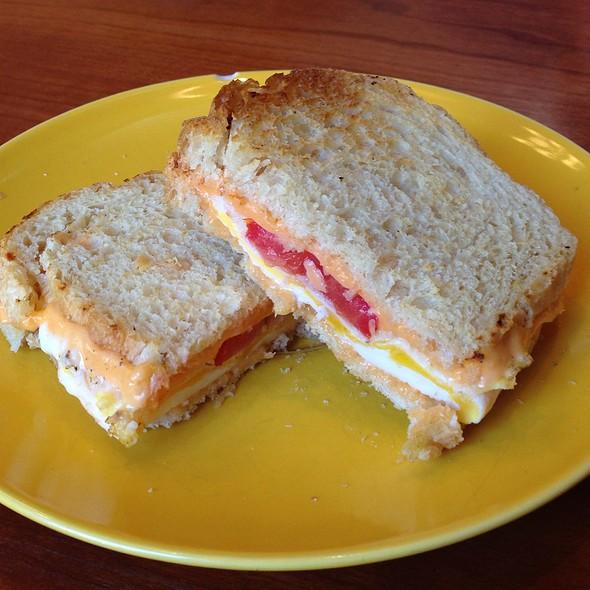 The Hawkeye Sandwich