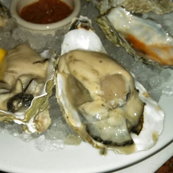Oysters - Capitol ChopHouse, Madison, WI
