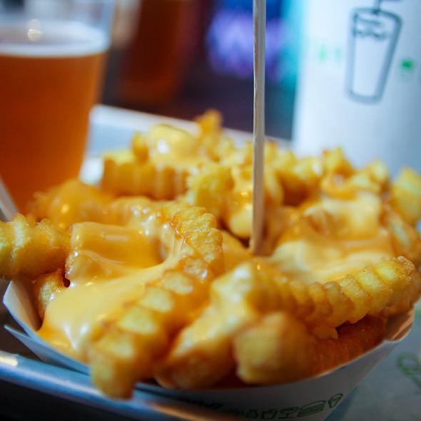 Cheese Fries @ Shake Shack