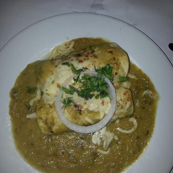 Chicken Enchilladas - Caracara Mexican Grill, Farmingdale, NY