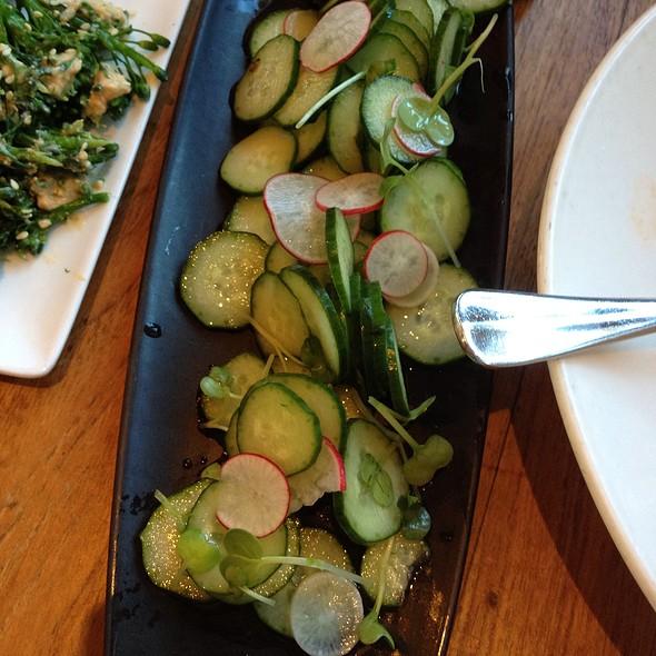 Cucumber & Radish Pickles