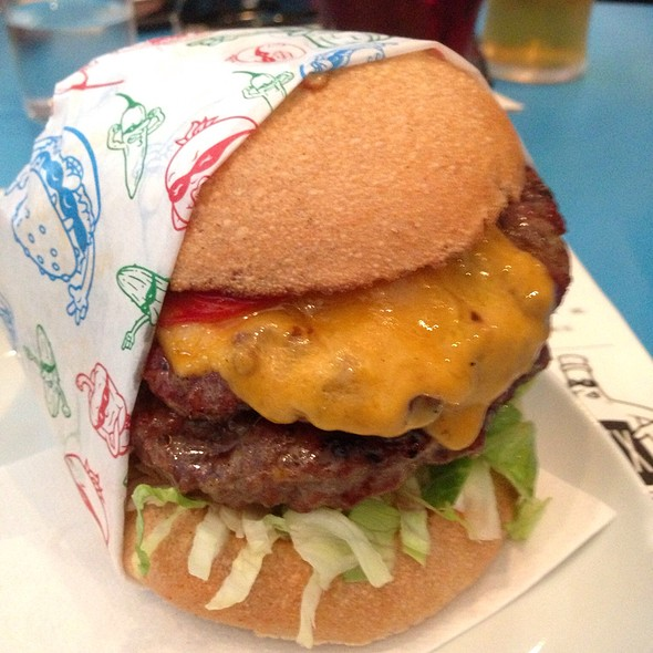 Illegal Special Burger @ Illegal Burger