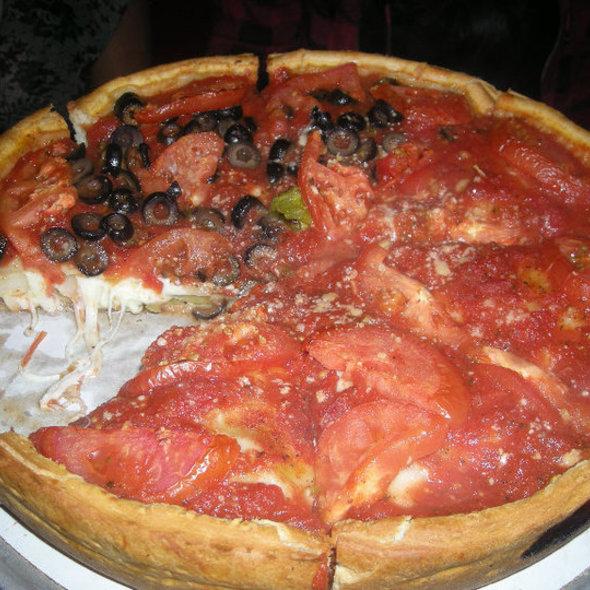 Stuffed Pizza @ Giordano's