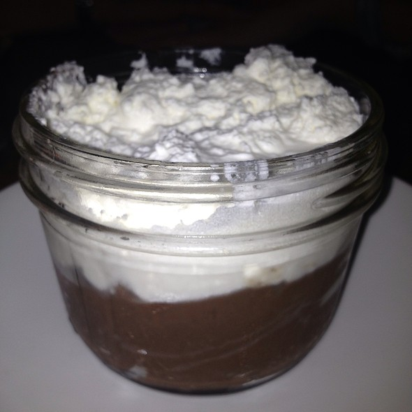 Chocolate Budino - Isa, Brooklyn, NY