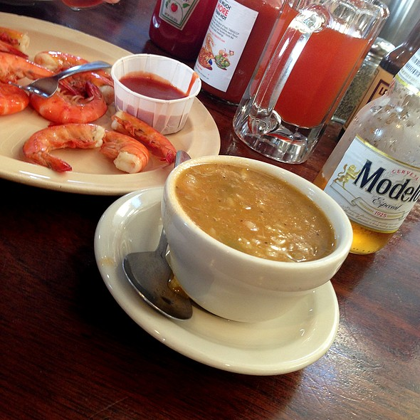 Gumbo @ Captain Tom's Seafood & Oyster