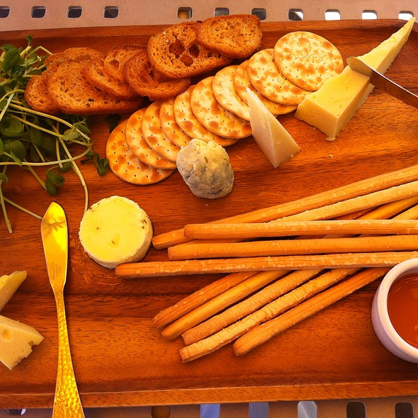 Cheese Plate - Lynmar Estate, Sebastopol, CA