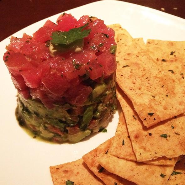 Ahi Poke Napoleon - Tommy Bahama Restaurant & Bar - Orlando, Orlando, FL