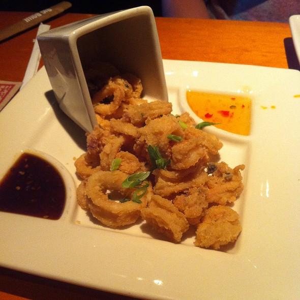 Flash-Fried Calamari - Big Bowl-Reston, Reston, VA