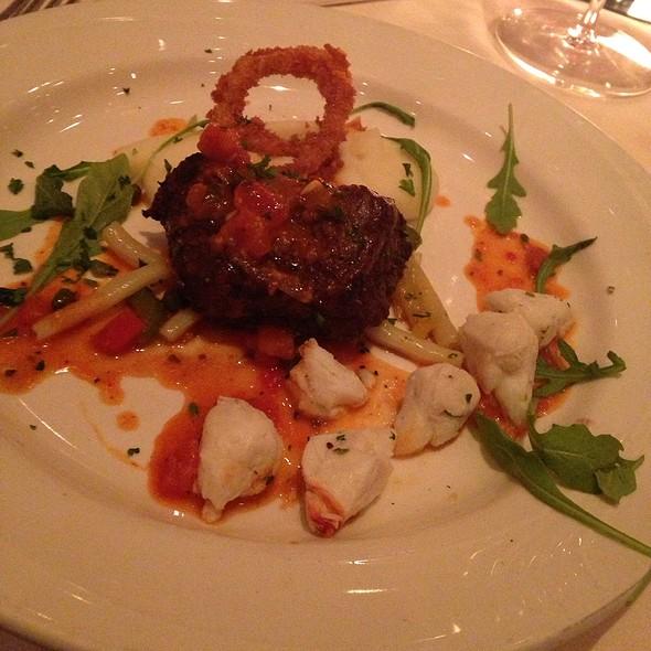 Sterling Filet With Snow Crab Claws - Carmelo's Ristorante Italiano - Houston, Houston, TX