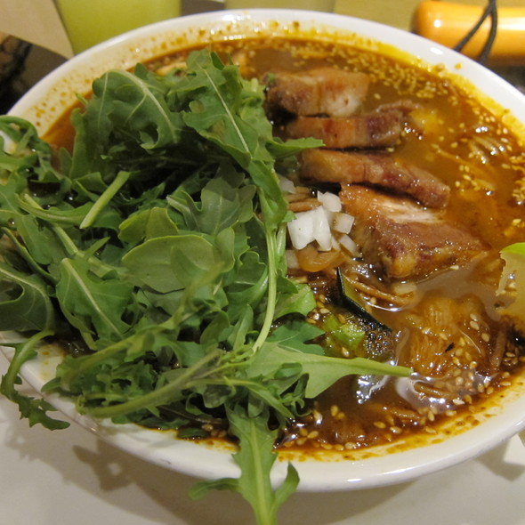 Pork Belly Vermicelli Caldo @ Xoco