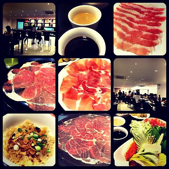 ลองดู..... @ Shabu Shabu By Chain