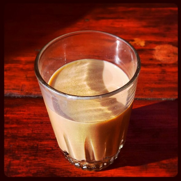 Chai Tea @ Bryanston Organic Market