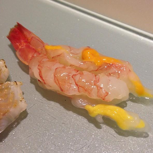 甜蝦 @ masa創作料理‧壽司割烹
