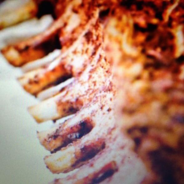 Rack of Lamb - Butcher & the Boar, Minneapolis, MN