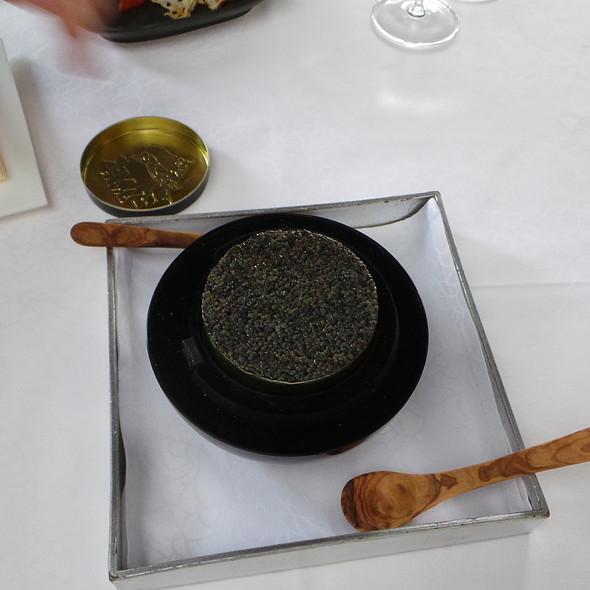 Fake Caviar @ Hotel Residence