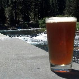 Mirror Pond Pale Ale - River Ranch Lodge & Restaurant, Tahoe City, CA